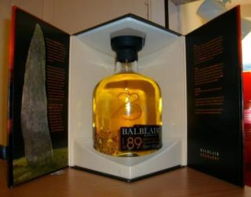 Balblair 1989 - Scotch Whisky - Buy Highland Whisky Online